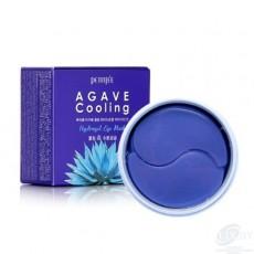 "Гидрогелевые маски для области вокруг глаз ""Агава"" Petitfee Agave Cooling Hydrogel Eye Mask"