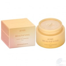 Крем-бустер для кожи лица, глубокоувлажняющий Petitfee Beautifying Glow on Hydrator
