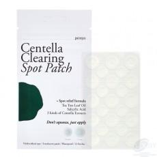 Маски-патчи точечного применения для ухода за проблемными участками кожи Petitfee Centella Clearing Spot Patch