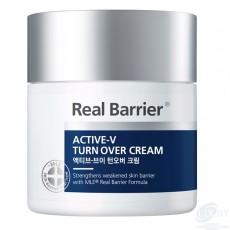 Крем для кожи лица, обновляющий Real Barrier Active-V Turn Over Cream