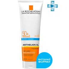 Молочко для лица и тела солнцезащитное SPF 50+ La Roche-Posay Anthelios XL