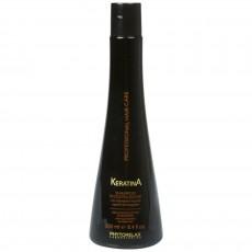 Шампунь для волос с кератином восстанавливающий KERATIN RECONSTRUCTION SHAMPOO Phytorelax