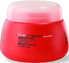 Маска для распрямления волос Inebrya Ice cream Smoothing mask