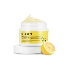 Крем успокаивающий с экстрактом лимона MIZON Vita Lemon Calming Cream