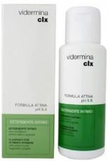 Жидкое средство для интимной гигиены, 200 мл Vidermina clx-attiva Solution for intimate hygiene