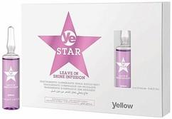 Средство несмываемое для сияния волос Yellow Star