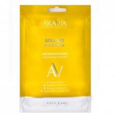 Альгинатная маска с коллоидным золотом Gold Bio Algin Mask ARAVIA Laboratories