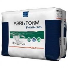 Подгузники одноразовые для взрослых, 20 шт { мин.заказ 2 } ABENA Abri-Form XL2 Premium