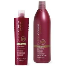 """Шампунь """"Идеальный цвет"""" для окрашенных волос Inebrya Ice Cream Pro-Color perfect shampoo"""