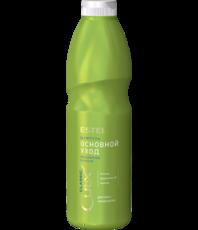 """Шампунь """"Основной уход"""" для ежедневного применения для всех типов волос CUREX CLASSIC Estel"""