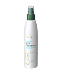 Спрей-уход для облегчения расчесывания волос CUREX Therapy