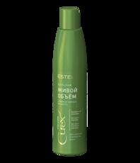 Бальзам для придания объема (для жирных волос) CUREX Volume
