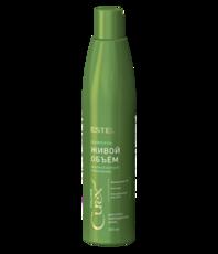 Шампунь для придания объема (для сухих и поврежденных волос) CUREX Volume