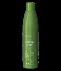 Шампунь для придания объема (для жирных волос) CUREX Volume