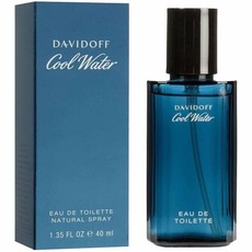Туалетная вода для мужчин DAVIDOFF COOL WATER Eau De Toilette Natural Spray