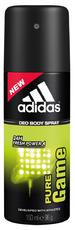 Дезодорант спрей для мужчин Pure Game Adidas