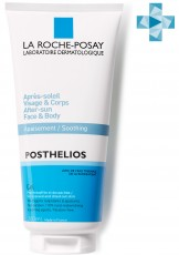 Восстанавливающее средство после загара для лица и тела La Roche-Posay Posthelios (срок годности 2021.11.01)