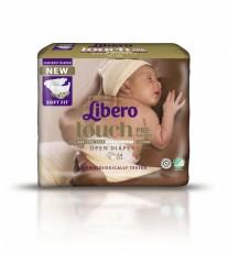 Детские подгузники Libero Touch 0 (Premature) <2.5 кг