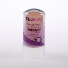 Дезодорант-кристалл стик с соком Мангостина, 60 г DEONAT