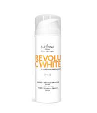 Дневной защитный крем SPF30 REVOLU C WHITE Farmona Professional