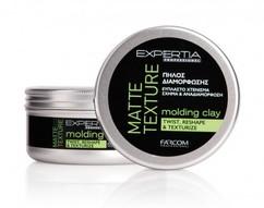 Моделирующий гель для волос с матирующим эффектом EXPERTIA PROFESSIONEL MATTE TEXTURE Farcom
