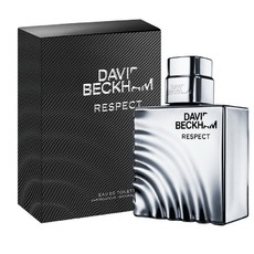 Туалетная вода для мужчин David Beckham Respect Eau De Toilette Natural Spray