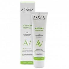 Увлажняющий гель с алоэ-вера Aloe Vera Aqua Gel ARAVIA Laboratories
