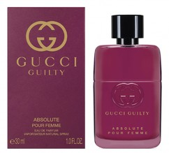 Парфюмерная вода GUCCI GUILTY ABSOLUTE POUR FEMME