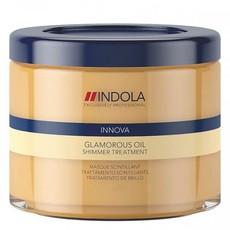 """Смываемая восстанавливающая маска для всех типов волос """"Чарующее сияние"""" GLAMOROUS OIL INDOLA"""
