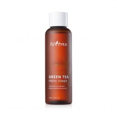 Тонер для лица освежающий ISNTREE GREEN TEA FRESH TONER