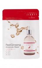 Ампульная маска с красным женьшенем 27мл Premium Jigott&La Miso