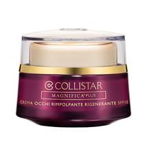 Восстанавливающий крем для кожи вокруг глаз с эффектом наполнения Magnifica® Plus/Replumping Regenerating Eye Cream SPF 15 Collistar