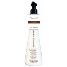 Кондиционер для волос с кокосовым маслом увлажняющий и восстанавливающий COCONUT HYDRATING RESCTRUCTURING CONDITIONER Phytorelax
