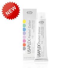 Крем-краситель для волос LISAPLEX Pastel Color Lisap