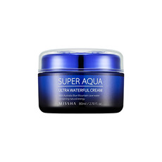 Увлажняющий крем для лица MISSHA Super Aqua Ultra Waterful Cream