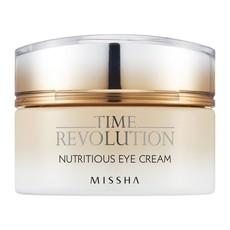 Увлажняющий крем для области вокруг глаз MISSHA Time Revolution Nutritious Eye Cream