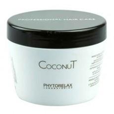 Маска для волос с кокосовым маслом питательная COCONUT INTENSIVE NOURISHING MASK Phytorelax