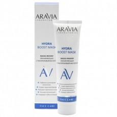 Маска-филлер увлажняющая с гиалуроновой кислотой Hydra Boost Mask ARAVIA Laboratories