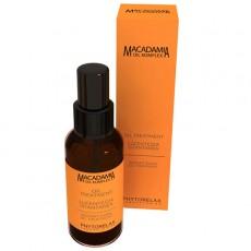 """Масло для волос """"Мгновенный блеск"""" с маслом макадамии MACADAMIA INSTANT SHINE OIL TREATMENT Phytorelax"""