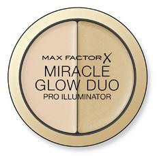 Кремовый двухцветный хайлайтер Miracle Glow Duo Max Factor