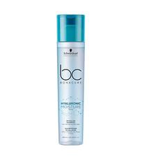 """Увлажняющий мицеллярный шампунь для деликатного очищения нормальных, сухих и вьющихся волос """"Hyaluronic Moisture Kick"""" (Micellar Shampoo for normal to dry hair) Schwarzkopf"""