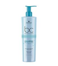 """Мицеллярный Очищающий Кондиционер для мытья сухих и нормальных волос """"Hyaluronic Moisture Kick"""" (Micellar Cleansing Conditioner for normal to dry hair) Schwarzkopf (срок годности 05.2021)"""
