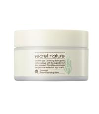 Очищающий бальзам для снятия макияжа с водорослями Secret Nature Seaweed Fresh Cleansing Balm