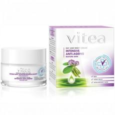 Интенсивный против морщин - зрелая кожа (соя, стволовые клетки, гиалуроновая кислота) Vitea