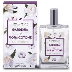 Вода туалетная Гардения и Цветы хлопка GARDENIA & FIOR DI COTONE EAU DE TOILETTE Phytorelax