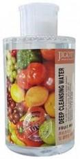 Глубоко очищающая вода с экстрактами фруктов Jigott