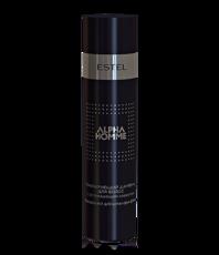 Тонизирующий шампунь для волос с охлаждающим эффектом ESTEL ALPHA HOMME PRO