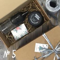 Подарочный набор для мужчин №5 (• Гель для бритья NISHMAN 03 Shaving gel 400 мл • Воск для укладки NISHMAN 09 Cola 150 мл) NISHMAN