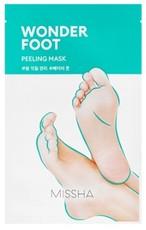 Маска-пилинг для ног MISSHA Wonder Foot Peeling Mas