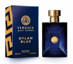 Туалетная вода VERSACE Pour Homme Dylan Blue